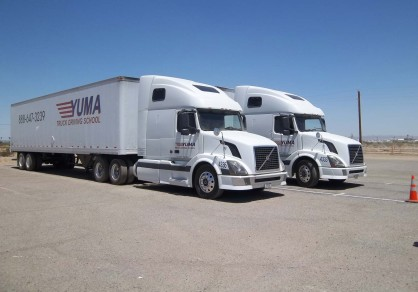 Yuma trucking jobs